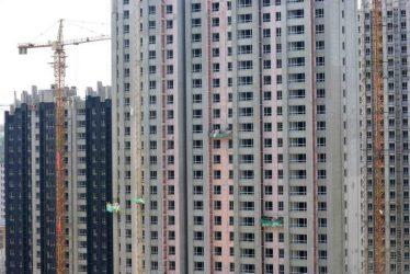 バブル懸念 中国不動産